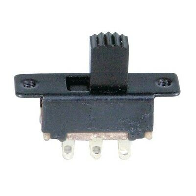 Sub-miniature DPDT Panel Mount Switch  SS0852 100V 300mA Slide Switch
