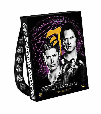 SDCC Comic Con 2015 CW SUPERNATURAL Show WB Large BAG Backpack TV Promo