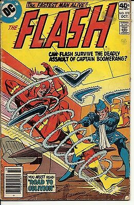 The Flash #278 Oct 1979 DC Comic Respectable Shape