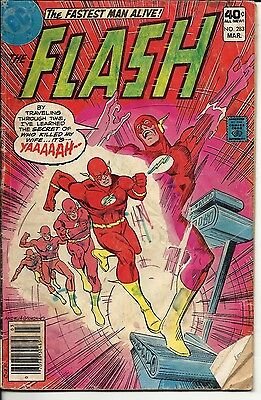 The Flash #283 March 1980 DC Comic Respectable Shape