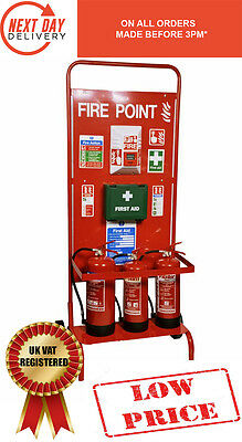 Mobile Fire Point Trolley / Stand