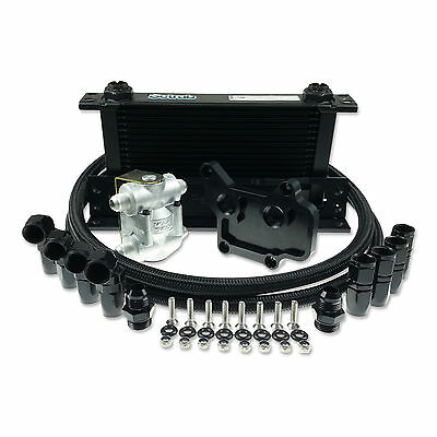 HEL PERFORMANCE Custom Oil Cooler Kit For AUDI S3 8V 2.0TFSI TFSI