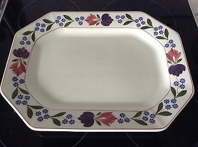 Large Adams 'old Colonial' Platter