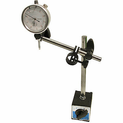 Dial test indicator DTI gauge & magnetic base stand clock gauge MS083-MS084