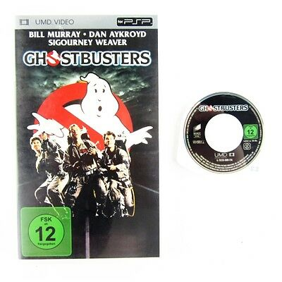 PSP UMD VIDEO : GHOSTBUSTERS in OVP