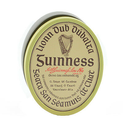 Guinness Heritage Gaelic Label Lidded Box
