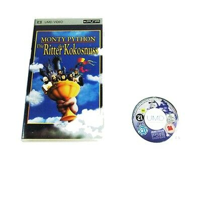 PSP UMD VIDEO : MONTY PYTHON - DIE RITTER DER KOKOSNUSS in OVP