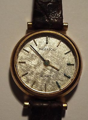 Ingersoll Quartz Watch With Strap - Spares Repair Only