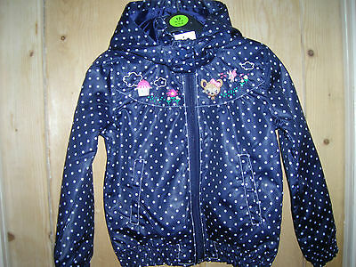 Hooded Jacket for Girl 3-4 years H&M