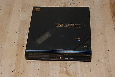 Vintage Rare BSR Portable Compact Disc CD Player CCD-01 ASIS PLEASE READ