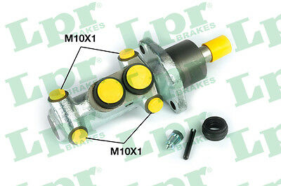 2x Brake Master Cylinders 1379 LPR 4601H7 P30254 Genuine Top Quality Replacement