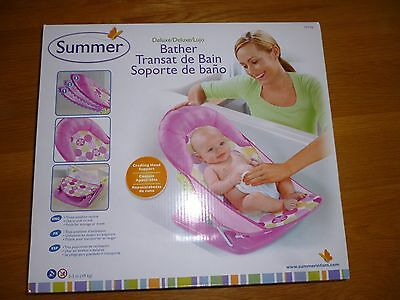 Baby Bather Deluxe New In Sealed Box Unwanted Gift Bargain