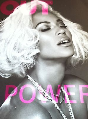 BEYONCE Out Magazine May 2014 The POWER Issue
