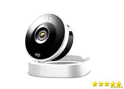 Oco Wireless Surveillance HD Video Monitoring Security Camera New