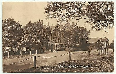 Essex postcard Chingford Forest Hotel