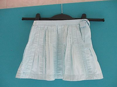 """Girls pretty cotton skirt """" age 3 - 4. ( MONSOON ) ideal for holidays."""