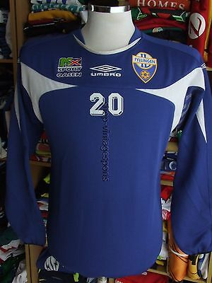 Issue Sweatshirt Training Trikot Fyllingen IL (S)#20 Umbro Norwegen Top  Shirt