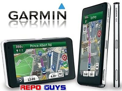 Garmin nuvi 3450LMT 4.3'' GPS Receiver (LifeTime Maps) with all Accessories