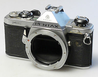 (Prl) Pentax Me Pezzi Ricambio Ricambi Body Spare Part Parts Kamera Repair