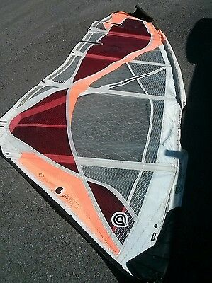 Goya eclipse 4.7 from 2011 windsurfing wave sail
