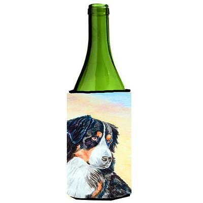 Carolines Treasures Bernese Mountain Dog Wine bottle sleeve Hugger 24 oz.