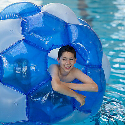 AquaFun Giggaball - GIANT Ride in Ball - Outdoor Toy Tumbler, Pool Toy, Ride On