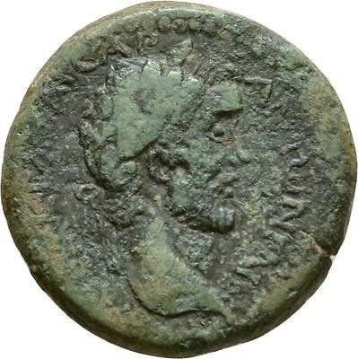 Ancient Rome  138-161 AD MACEDON AMPHIPOLIS ANTONINUS PIUS CITY GODDESS