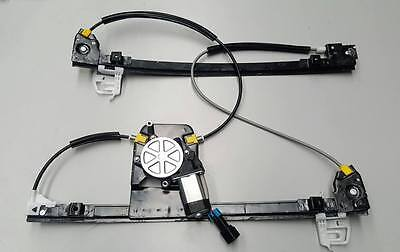 Ford Territory LH Front Electric Window Regulator & Motor SX SY SZ 2004-2014