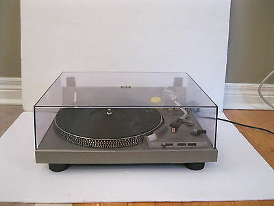 RARE! Technics SL-1950 Direct Drive Turntable Made in Japan Working Condition