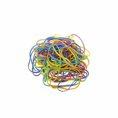 J.Burrows No.34 Rubber Bands 500g Assorted