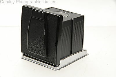 Hasselblad Waist Level Finder (WLF) in Black (42277). Condition – 5E [5327]