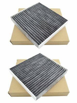 2×Replacement Cabin A/C Conditioning Air Filter for Toyota Subaru Lexus