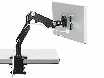 Humanscale M8 Monitor Arm In Black
