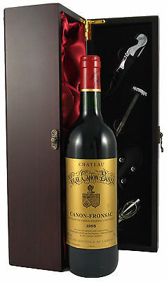 1995 Chateau Vray Canon Boyer Vintage Red Wine