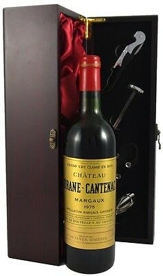 1975 Chateau Brane Cantenac 1975 Vintage Red Wine Margaux