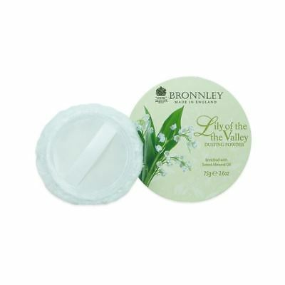 Bronnley Lily of the Valley Dusting Powder