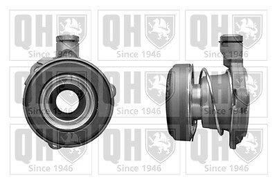 Clutch Concentric Slave Cylinder CSC CSC026 Quinton Hazell New