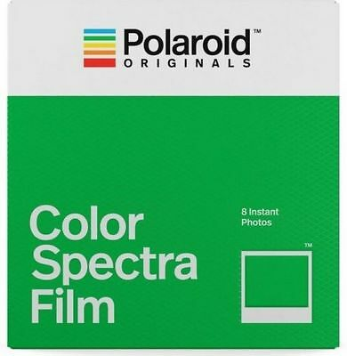 2x Impossible Color Film für Polaroid Image Spectra Kameras Sofortbildfilm 4518