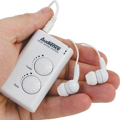 Hearing Aid Adjustable Sound Amplifier (Hard of Hearing Assistance) Battery
