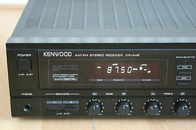 Kenwood KR-A46 AM/FM Stereo Receiver