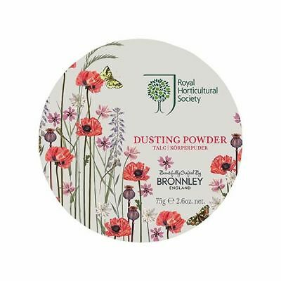 Bronnley Poppy Meadow Dusting Powder