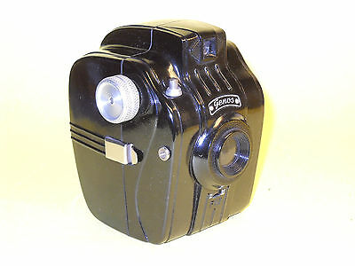 Genos Fix - vintage box camera in extremely good condition