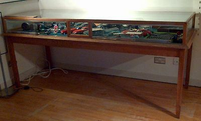 Early 20Th Century Display Cabinet/shop Counter
