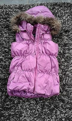 Girls Bodywarmer with Deatchable Hood, Age 12-13 years *GAP*