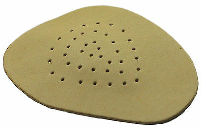 Metatarsal Support Cushion  Pads- leather Upper sold in Pairs
