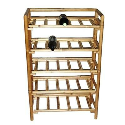 Bamboo Fifty Four 5843 wine rack