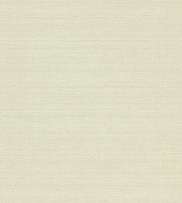 Zoffany Town & Country Silk Plain Silver Wallpaper 4 Rolls