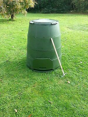 Green Johanna - hot composting system from Sweden. Very good condition.