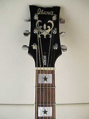 ♫ IBANEZ ARTIST 70's VINTAGE JAPAN Dreadnought Westerngitarre