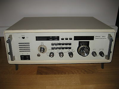 DRAKE RR-3 receiver   ***** EXTREMELY SCARCE ******